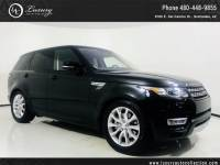 2017 Land Rover Range Rover Sport HSE Glass Roof | Meridian Sound | Htd Seats | Rear Camera | 18 16 With Navigation