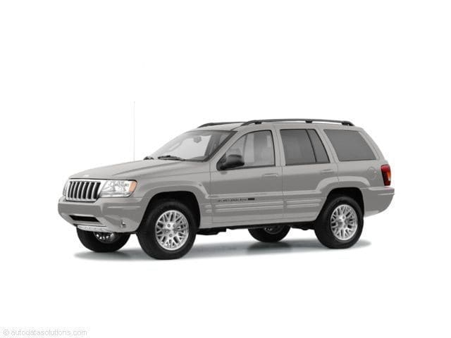 Photo Used 2004 Jeep Grand Cherokee Overland For Sale in Sunnyvale, CA