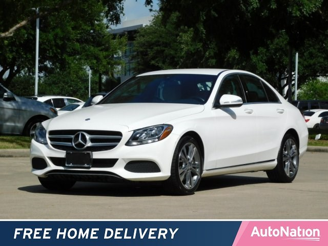 Photo 2015 Mercedes-Benz C-Class C 300 4dr Car