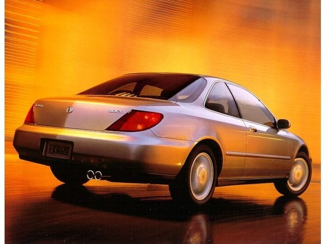 Photo Used 1997 Acura CL For Sale  Heath OH