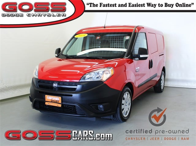 Photo 2015 Ram Promaster City Base Wagon