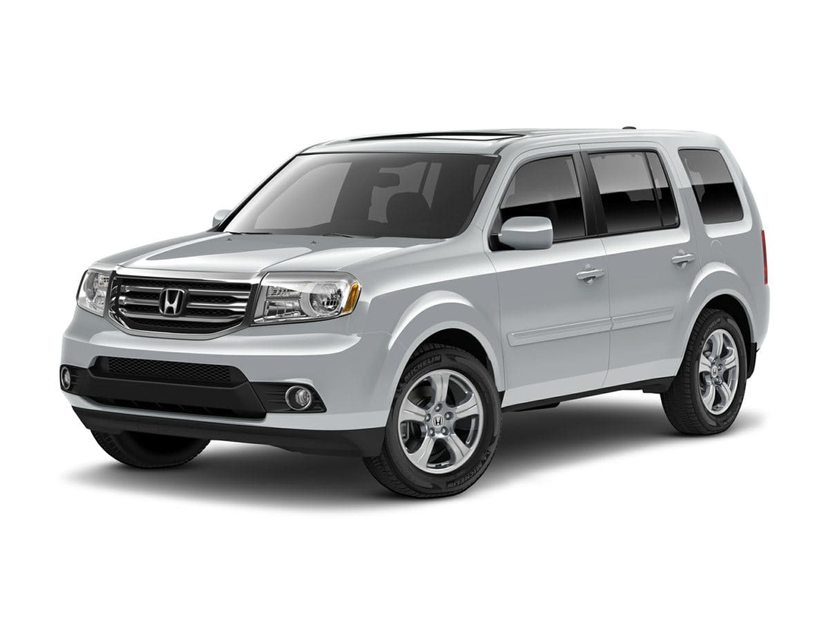 Photo 2015 Honda Pilot EX-L wRES FWD SUV in Metairie, LA