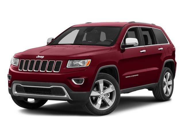 Photo 2015 Jeep Grand Cherokee Overland Sport Utility