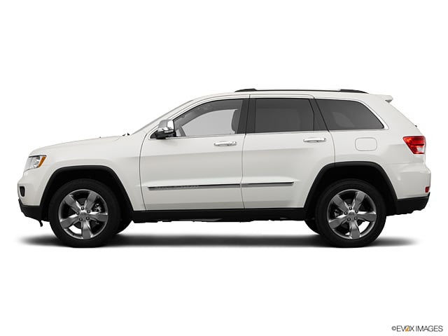 Photo Pre-Owned 2012 Jeep Grand Cherokee Overland 4x4 SUV in Corte Madera, CA