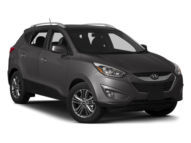 Photo Pre-Owned 2014 Hyundai Tucson GLS FWD 4D Sport Utility