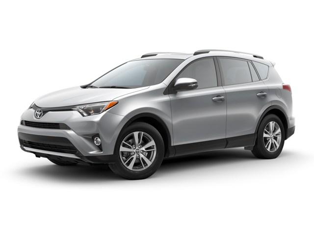 Photo Used 2016 Toyota RAV4 XLE SUV 4-Cylinder DOHC Dual VVT-i for Sale in Crosby near Houston