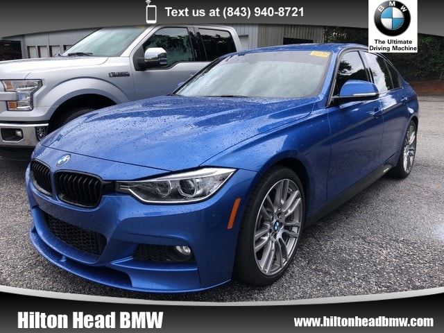 Photo 2015 BMW 3 Series 335i  BMW CPO Warranty  One Owner  M Sport  Na Sedan Rear-wheel Drive