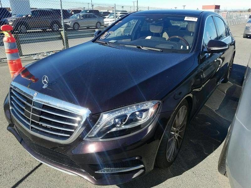Photo 2015 Mercedes-Benz S-Class S 550 19K OPTIONS, AMG WHEELS, DRIVER ASSIST PKG, DISTRONIC PLUS