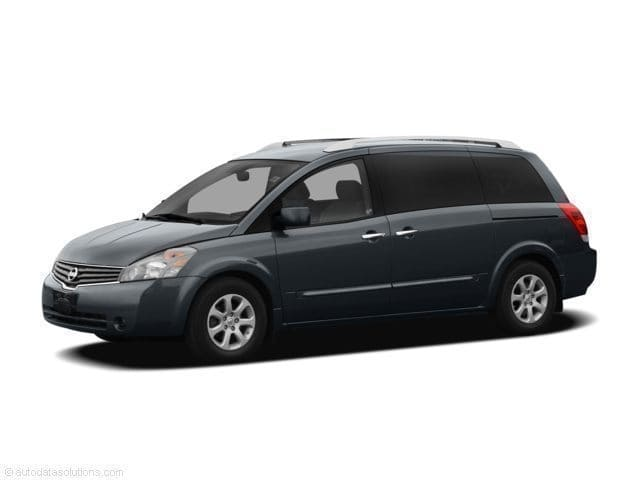 Photo Pre-Owned 2006 Nissan Quest MinivanVan For Sale  Raleigh NC