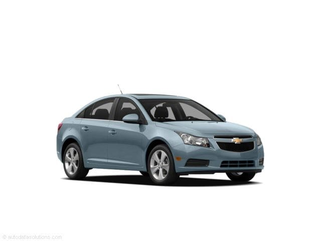 Photo Pre-Owned 2011 Chevrolet Cruze LS Sedan For Sale  Raleigh NC