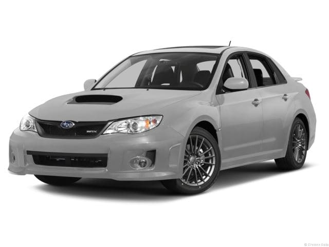 Photo Used 2013 Subaru Impreza WRX 4dr For Sale  Greensboro NC  DG004152