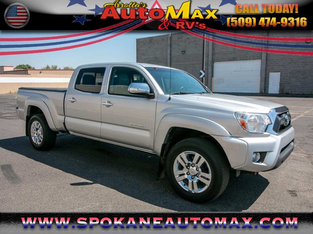 Photo 2013 Toyota Tacoma 4x4 4.0L V6 Pickup Truck