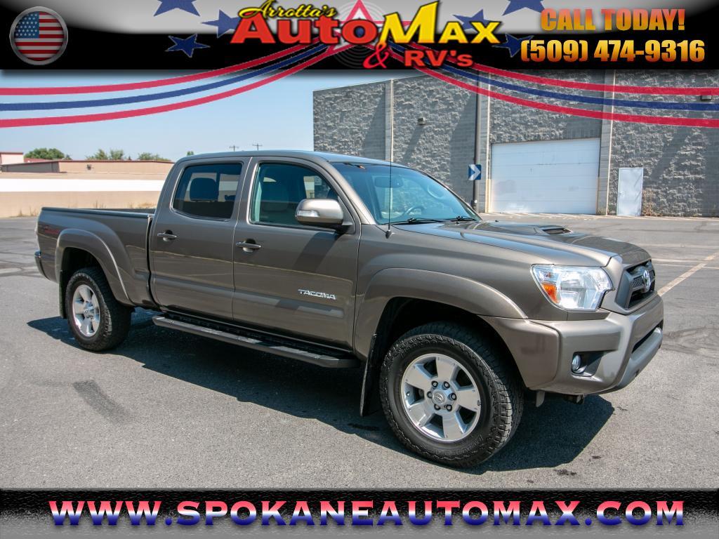 Photo 2014 Toyota Tacoma 4x4 4.0L V6 Pickup Truck