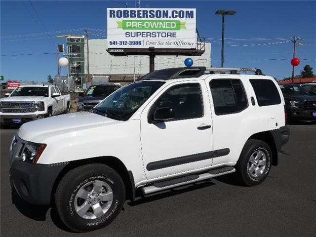 Photo Used 2013 Nissan Xterra X 4x4 SUV For Sale Bend, OR