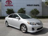 Certified Pre-Owned 2013 Toyota Corolla S Special Edition FWD 4D Sedan