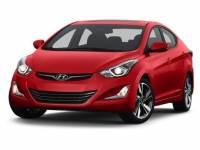 2014 Hyundai Elantra Sport Sedan Front-wheel Drive