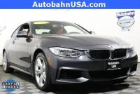 2015 BMW 4 Series 435i Xdrive Coupe in the Boston Area