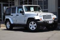 Used 2007 Jeep Wrangler Unlimited Sahara SUV For Sale in Fairfield, CA