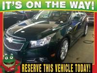 2014 Chevrolet Cruze LTZ - REMOTE START - HEATED SEATS - BACK UP CAMER Sedan