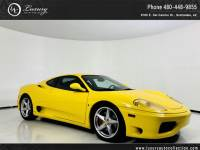 2000 Ferrari 360 MODENA Coupe   Recent Clutch, Fresh Major Service   Red Calipers   Challenge Grill   01 02 Rear Wheel Drive Coupe