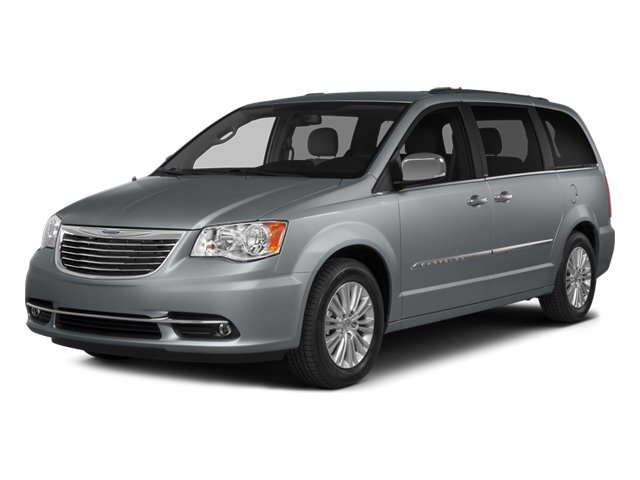 Photo PRE-OWNED 2014 CHRYSLER TOWN  COUNTRY TOURING-L 30TH ANNIVERSARY FWD MINI-VAN, PASSENGER