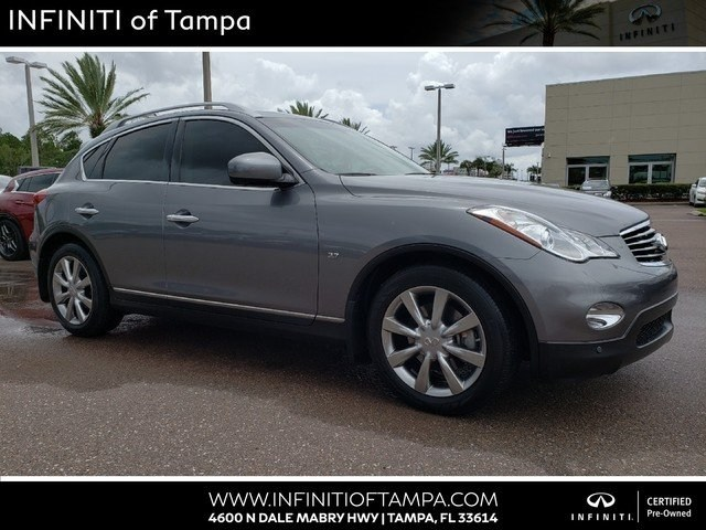 Photo Certified 2015 INFINITI QX50 Journey SUV in Jacksonville FL
