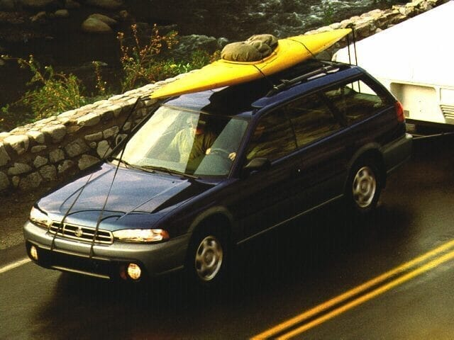 Photo 1997 Subaru Legacy Wagon Outback in Bend