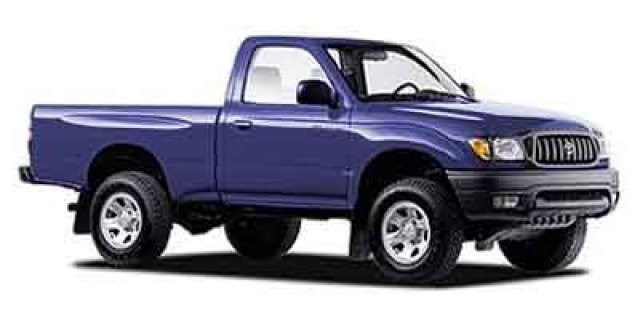 Photo 2002 Toyota Tacoma Pickup Truck in Glen Burnie