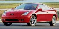 2002 Toyota Celica GTS Hatchback Front-wheel Drive