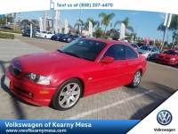 2003 BMW 3 Series 325Ci Coupe Rear Wheel Drive