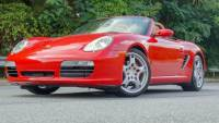 2005 Porsche Boxster S BOXTER S, CONVERTIBL, 6-SPEED MANUAL, 1-OWNER, NO ACCIDENT Convertible