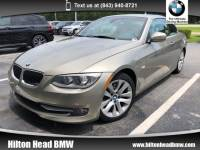 2011 BMW 3 Series 328i * Clean Local Trade In * Heated Seats * Conve Convertible Rear-wheel Drive