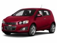 2015 Chevrolet Sonic LT Auto Hatchback in Longview, WA