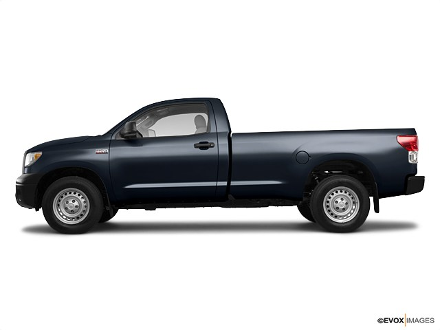 Photo 2010 Toyota Tundra 4WD Truck Grade 2D Regular Cab