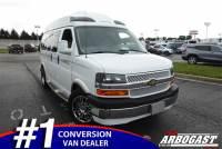 Pre-Owned 2017 Chevrolet Conversion Van Sherrod RWD Van Conversion