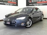 2015 Tesla Model S S 90 NAVIGATION AUTO PILOT PANORAMIC ROOF LEATHER HEATED SEATS REAR CAMERA