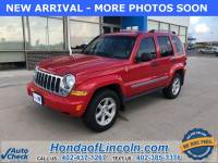 Pre-Owned 2005 Jeep Liberty Limited 4WD 4D Sport Utility
