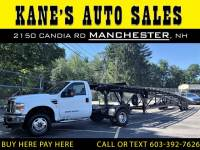 2008 Ford F-350 SD DUALLY WITH 3 CAR CARRIER
