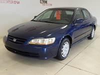2001 Honda Accord 2.3 LX Sedan Front-wheel Drive For Sale | Jackson, MI