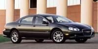 Pre-Owned 2001 Chrysler LHS 4dr Sdn