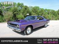 1970 Plymouth Satellite Road Runner Tribute