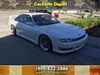 1998 Nissan Silvia
