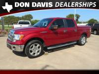 2013 Ford F-150 2WD Supercrew 5-1/2 Ft Box XLT Truck