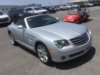 2007 Chrysler Crossfire Roadster Limited