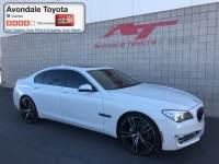 Pre-Owned 2013 BMW 740i Sedan Rear-wheel Drive in Avondale, AZ