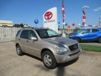 Used 2004 Mercedes-Benz M-Class ML 350 SUV 4MATIC&reg For Sale in Houston