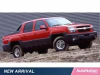 2004 Chevrolet Avalanche 1500 Truck Crew Cab