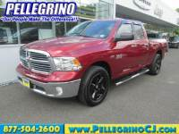 Used 2015 Ram 1500 4WD Quad Cab 140.5 Big Horn Crew Cab Pickup in Woodbury Heights