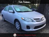 Pre-Owned 2013 Toyota Corolla LE Sedan For Sale | Raleigh NC