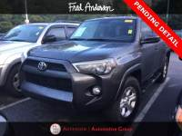 Pre-Owned 2018 Toyota 4Runner SUV For Sale | Raleigh NC